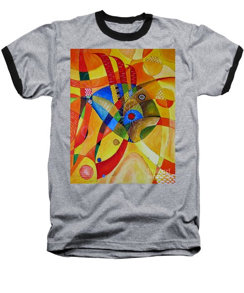 Fish 752 - Marucii Baseball T-Shirt