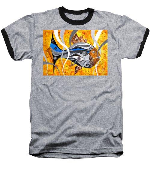 Fish Xi - Marucii Baseball T-Shirt