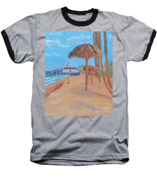 Fisherman's Resturant Baseball T-Shirt