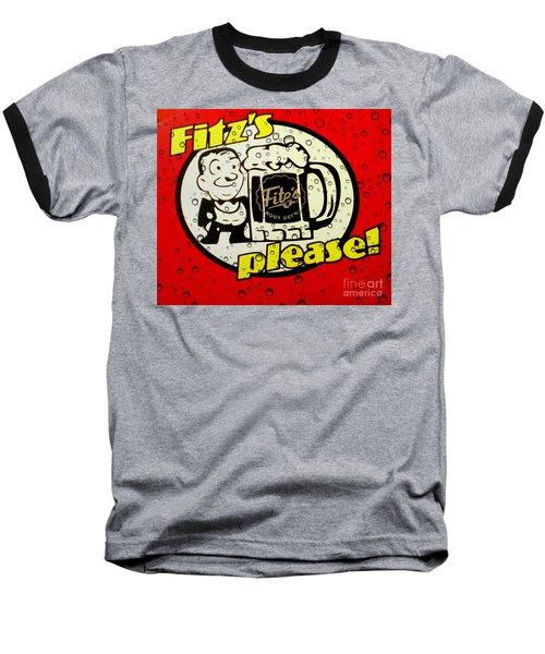 Fitz's Please All Wet Baseball T-Shirt
