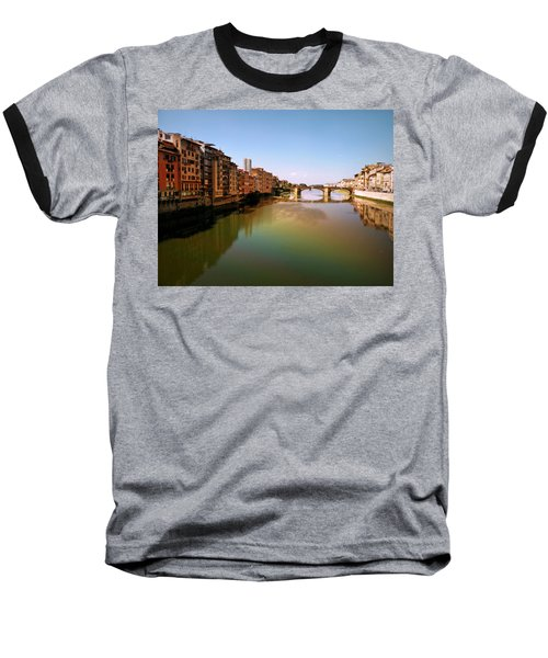 Fiume Di Sogni Baseball T-Shirt