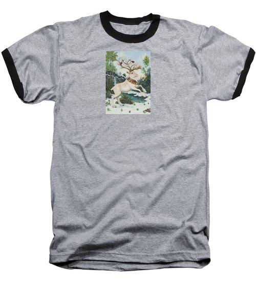 Five Gold Rings Baseball T-Shirt