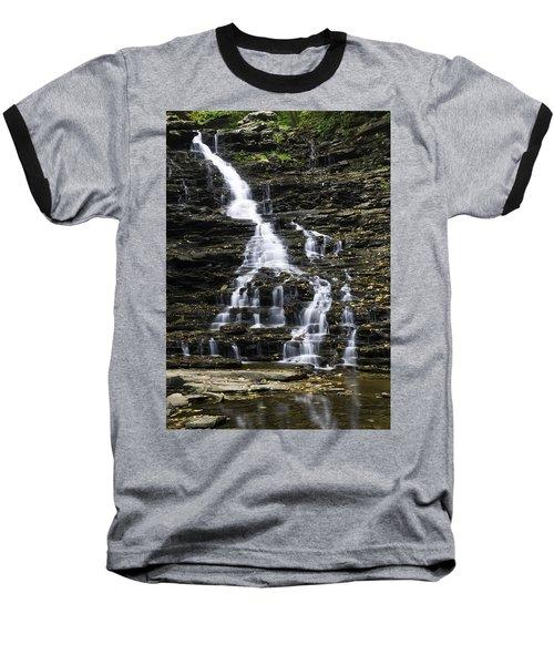 Fl Ricketts Falls Baseball T-Shirt