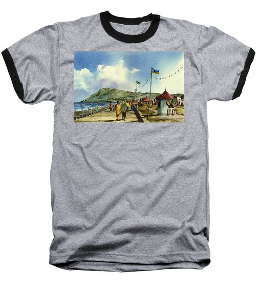 As I Walk Along The Promenade With An Independant Air  ....... Baseball T-Shirt