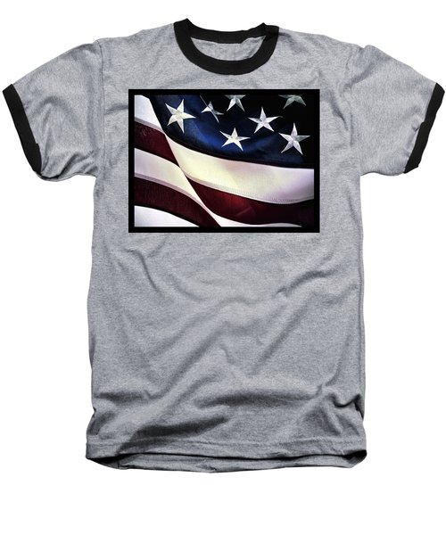 Flag Spotting At The Va Baseball T-Shirt