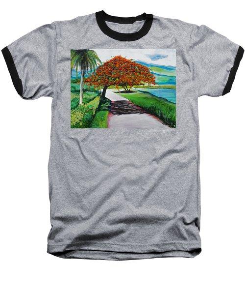 Flamboyan Baseball T-Shirt