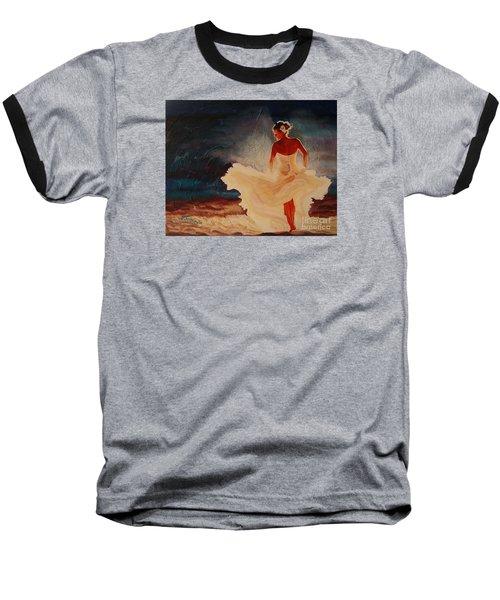 Flamenco Allure Baseball T-Shirt