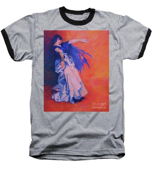 Flamenco-john Singer-sargent Baseball T-Shirt