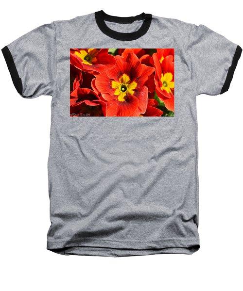 Flamenco Look Baseball T-Shirt