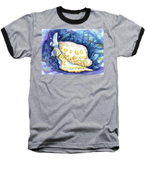 Flamingo Tongue Baseball T-Shirt