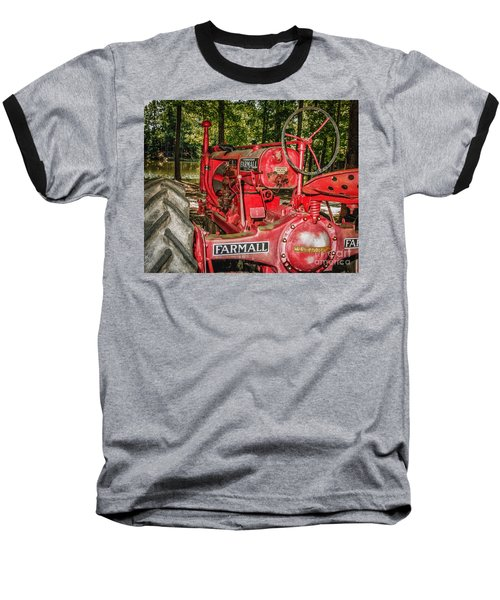 Flash On Farmall Baseball T-Shirt