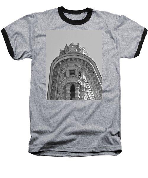 Flatiron Detail Baseball T-Shirt