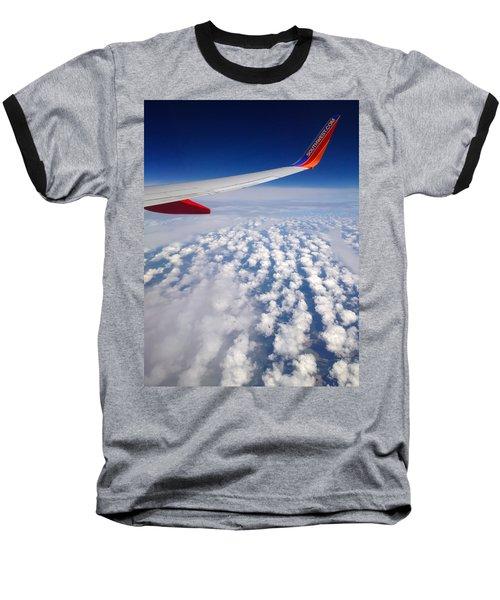 Flight Home Baseball T-Shirt
