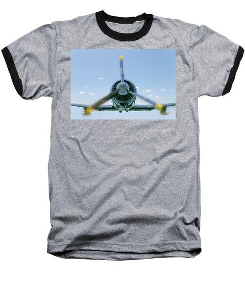 Flight In Color Baseball T-Shirt