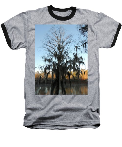 Baseball T-Shirt featuring the photograph Flint River 13 by Kim Pate