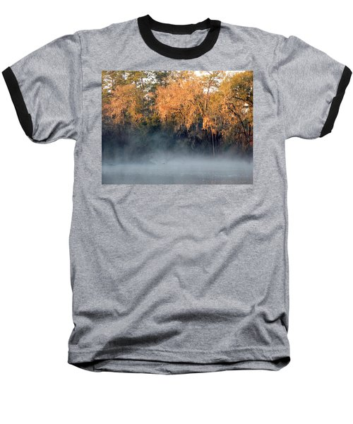 Baseball T-Shirt featuring the photograph Flint River 14 by Kim Pate