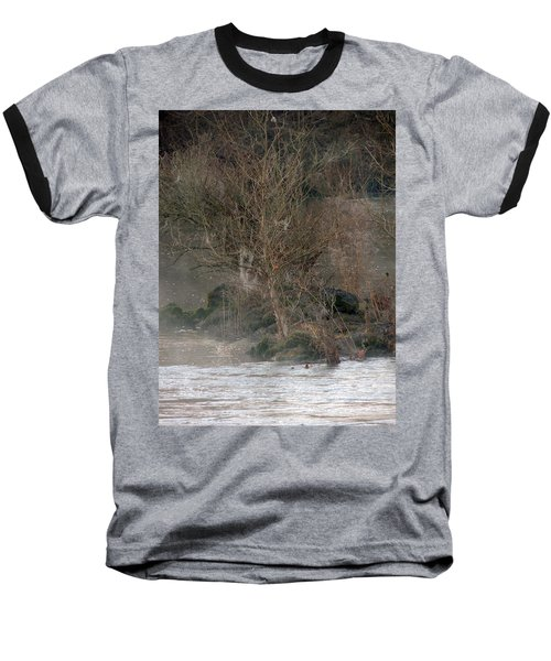 Baseball T-Shirt featuring the photograph Flint River 19 by Kim Pate