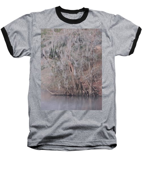 Baseball T-Shirt featuring the photograph Flint River 2 by Kim Pate