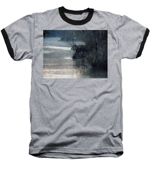 Baseball T-Shirt featuring the photograph Flint River 28 by Kim Pate