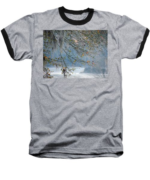 Baseball T-Shirt featuring the photograph Flint River 29 by Kim Pate