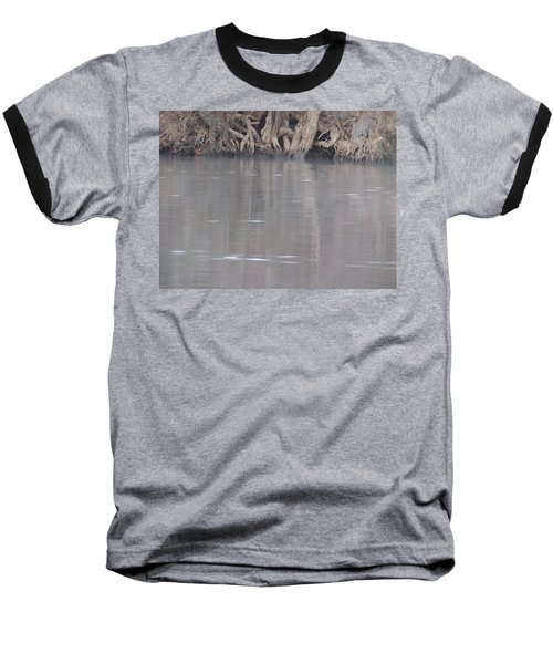 Baseball T-Shirt featuring the photograph Flint River 6 by Kim Pate