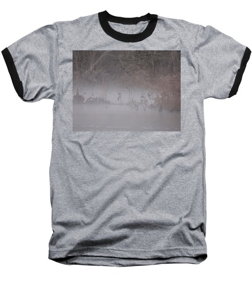 Baseball T-Shirt featuring the photograph Flint River 7 by Kim Pate