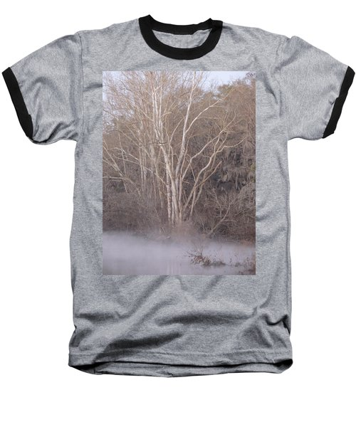 Baseball T-Shirt featuring the photograph Flint River 9 by Kim Pate