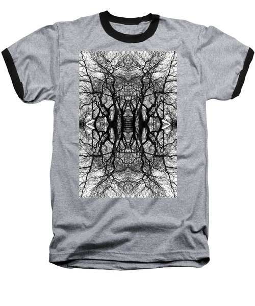 Tree No. 11 Baseball T-Shirt