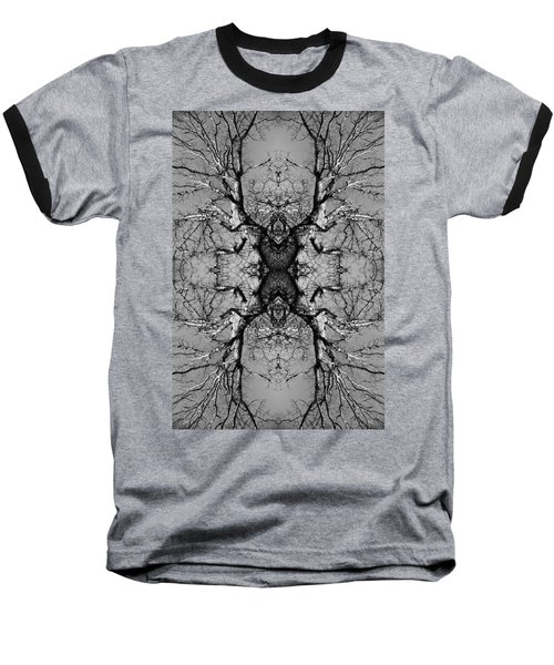 Tree No. 3 Baseball T-Shirt