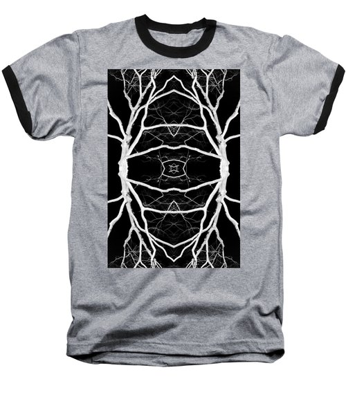 Tree No. 8 Baseball T-Shirt