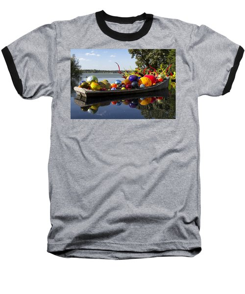 Float Boat Baseball T-Shirt
