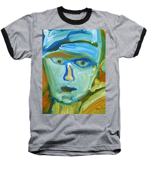 Floating Head Baseball T-Shirt
