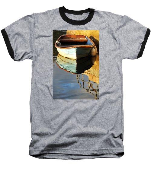 Floating On Blue 4 Baseball T-Shirt