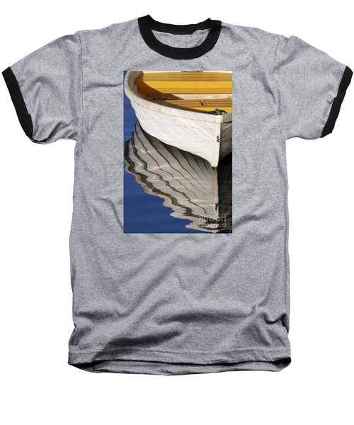 Floating On Blue 15 Baseball T-Shirt