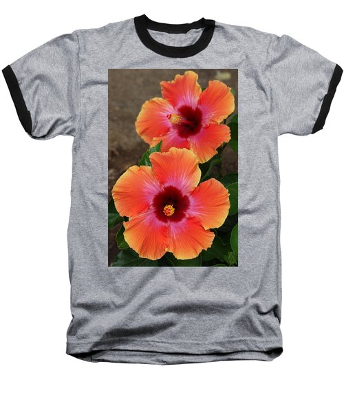 Floral Beauty 2  Baseball T-Shirt