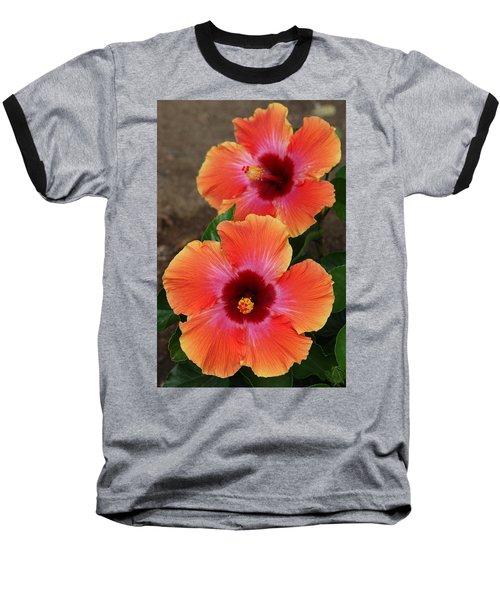 Floral Beauty 2  Baseball T-Shirt