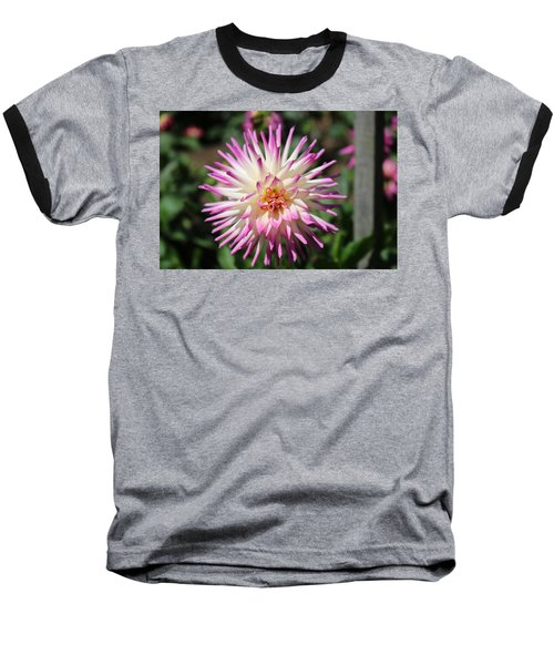 Floral Beauty 3  Baseball T-Shirt
