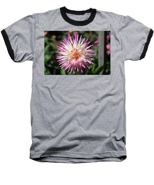 Floral Beauty 3  Baseball T-Shirt