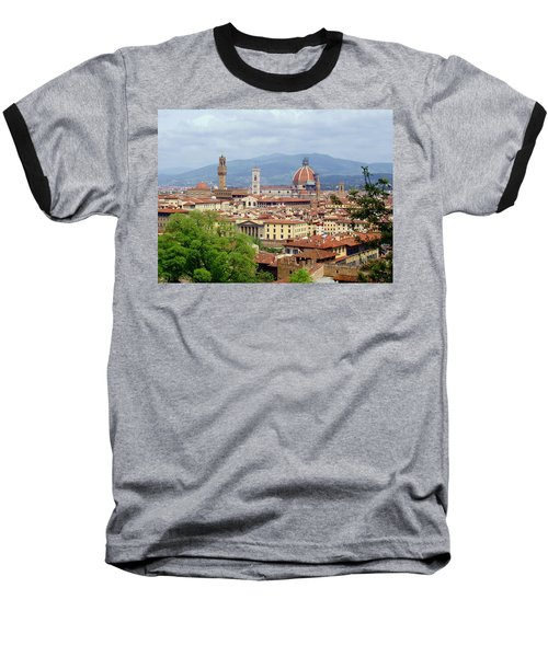 Florence Baseball T-Shirt