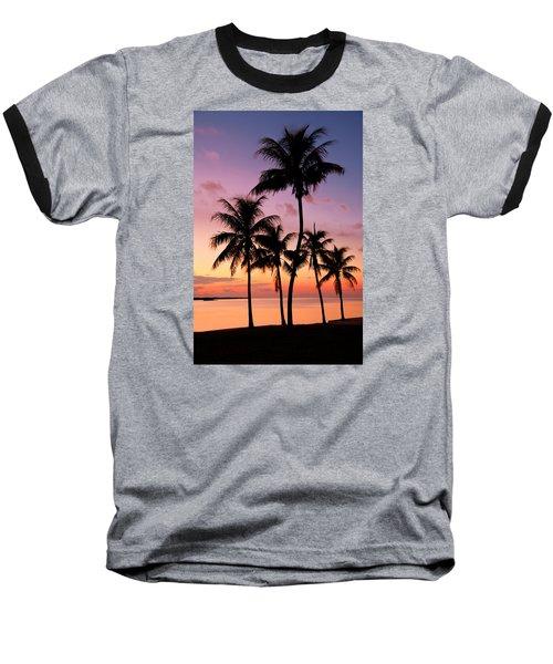 Florida Breeze Baseball T-Shirt by Chad Dutson