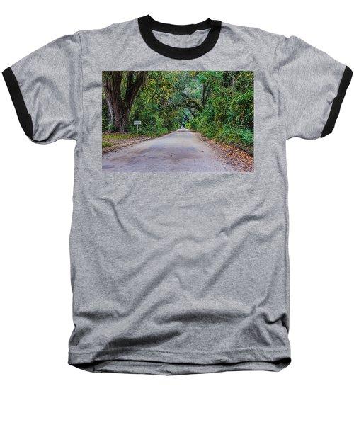 Florida Road Baseball T-Shirt