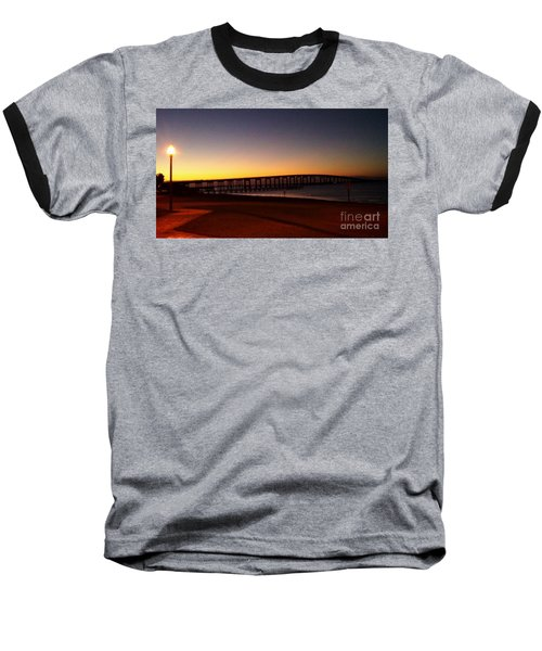 Florida Sunrise Baseball T-Shirt