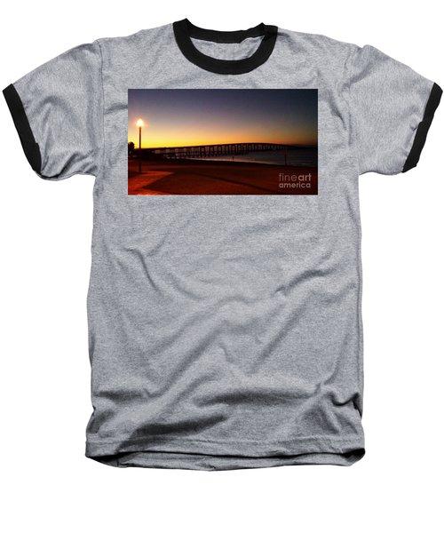 Florida Sunrise Baseball T-Shirt