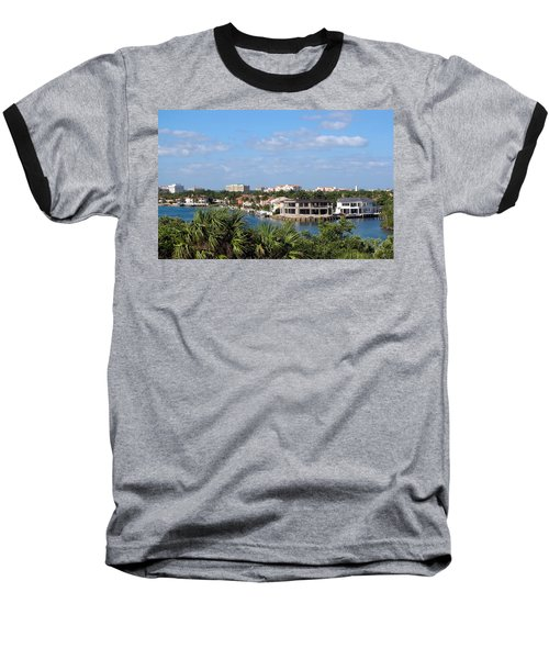 Florida Vacation Baseball T-Shirt by MTBobbins Photography