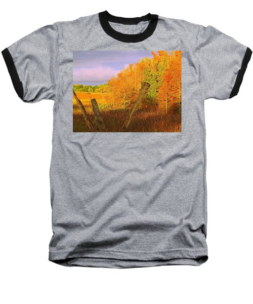 Florida Wetlands  Baseball T-Shirt