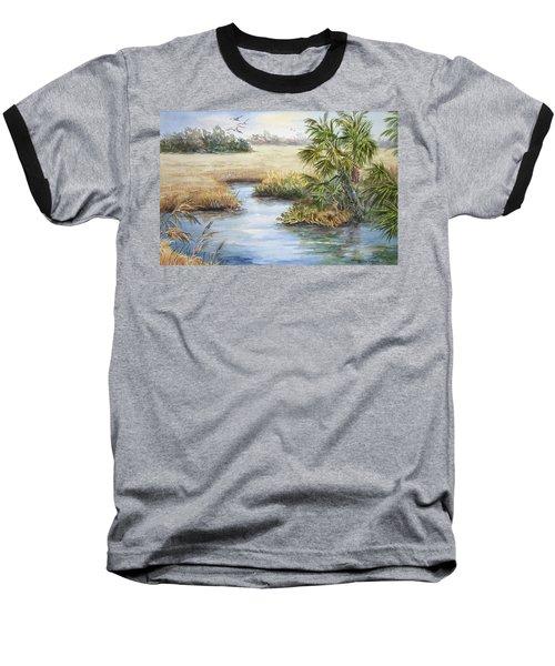 Florida Wilderness IIi Baseball T-Shirt