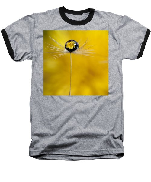 Flower And Seed Baseball T-Shirt