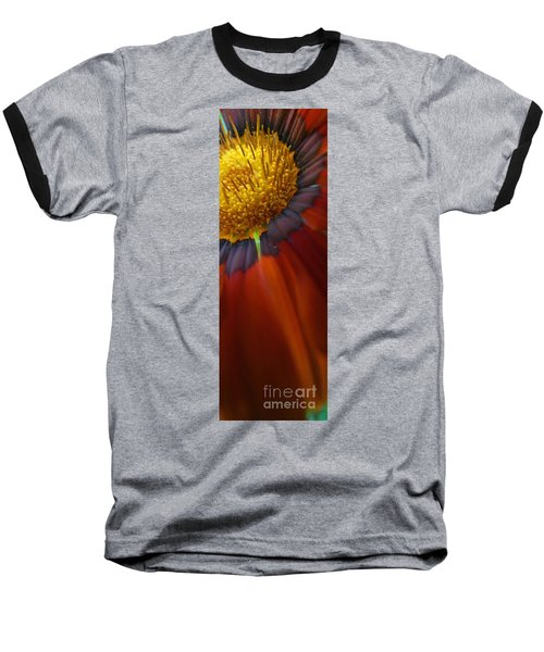 Baseball T-Shirt featuring the photograph Flower by Andy Prendy