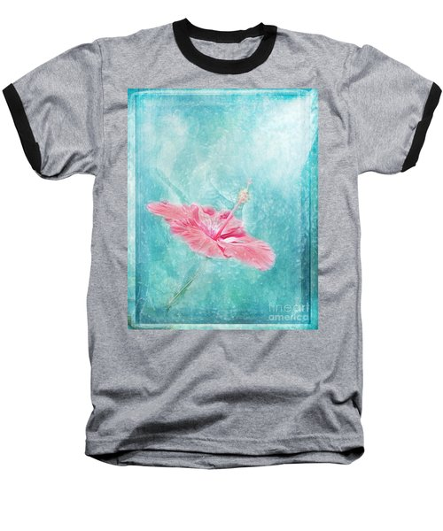 Flower Dancer Baseball T-Shirt