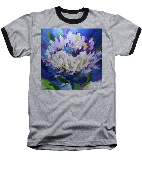 Flower For A Friend Baseball T-Shirt